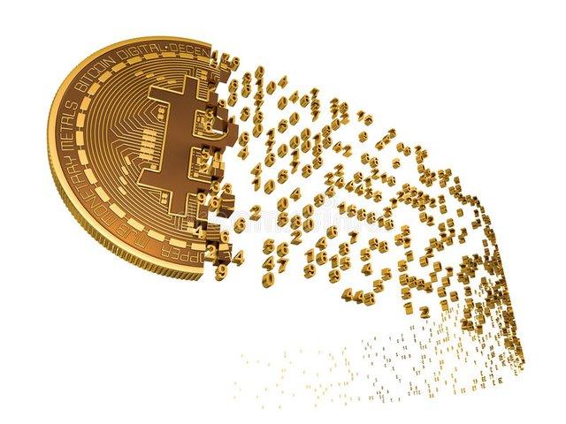 Die Bitcoin-Hashrate bezieht sich im Allgemeinen auf die gesamte Rechenleistung